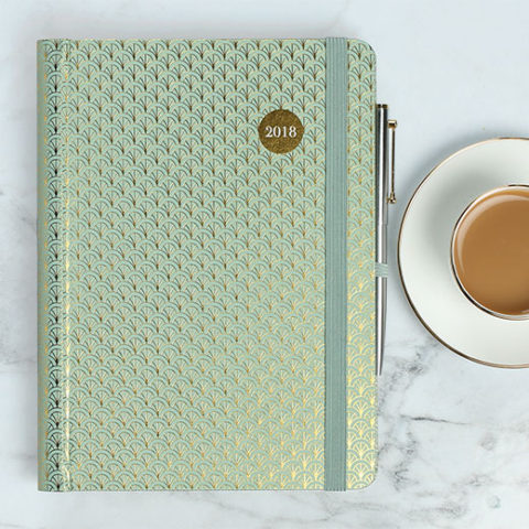 Blogger @Evette77 UK Giveaway: Win Mums recipe diary 2018 – Closes 09/08/2017