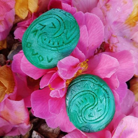 Blogger @craftcartwright UK Giveaway: win a Moana style heart of Te Fiti pendant – Closes 09/13/2014