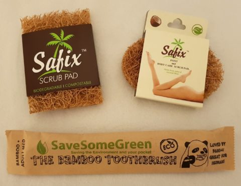 Blogger @followourpath United Kingdom Giveaway: Win an Eco Bundle from Save Some Green – Closes 08/20/2017