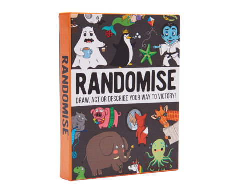 UK/US blogging assignment: Review our hilarious family-friendly card game, Randomise! Closes 08/31/2017
