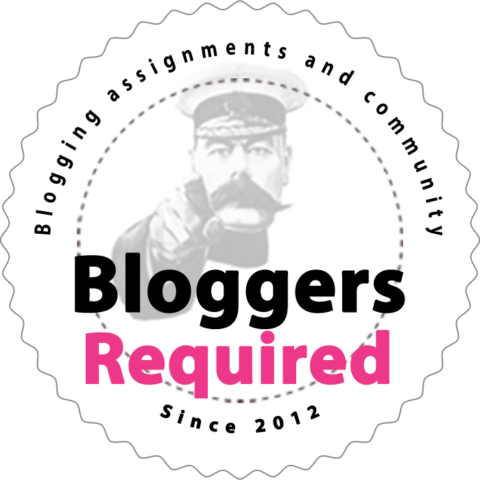 UK blogging assignment: Home living products sponsored posts and product reviews. Closes 10/19/2017