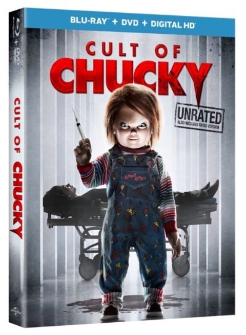 Blogger @mikethefanboy USA Giveaway: Win Cult of Chucky on Blu-ray – Closes 10/27/2017