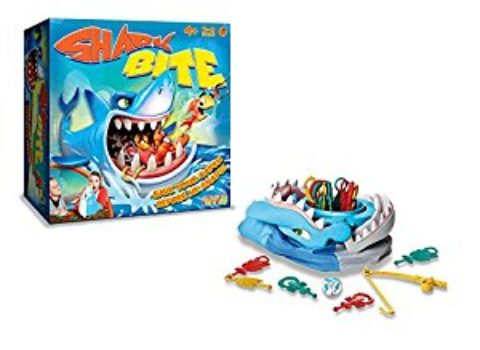 Blogger @Evette77 UK Giveaway: Win Shark Bite game – Closes 09/28/2017