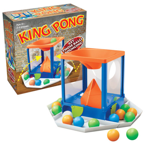 Blogger @raisiebay UK Giveaway: King Pong Game Giveaway – Closes 10/10/2017
