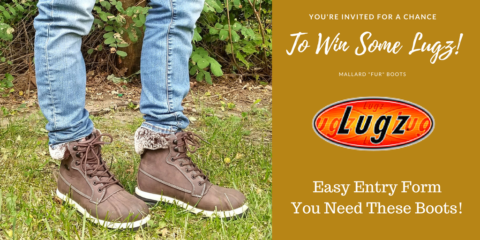Blogger @FashionBeyond40 US Giveaway: Lugz Mallard Boots Giveaway – Closes 10/02/2017