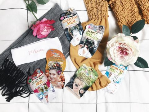 Blogger @thekittyluxe UK Giveaway: WIN one of 5 bundles of 7th Heaven products – Closes 09/16/2017