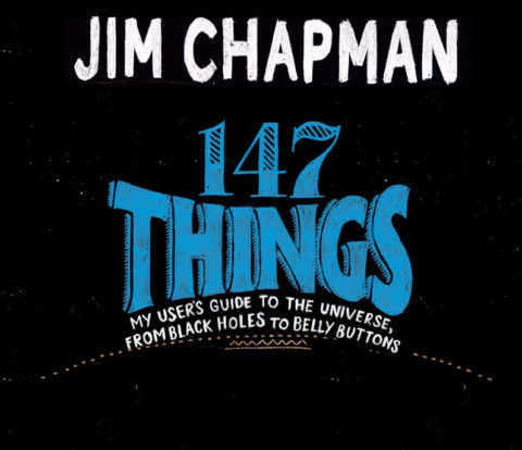 "UK blogging assignment: Review YouTube Superstar Jim Chapman new book ""147 Things"" – Closes 22/09/2017"