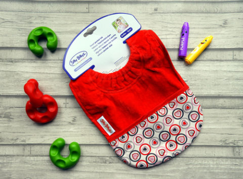 Blogger @the_grumpy_mum UK Giveaway: Win a Silly Billyz Baby Bib – Closes 09/28/2017
