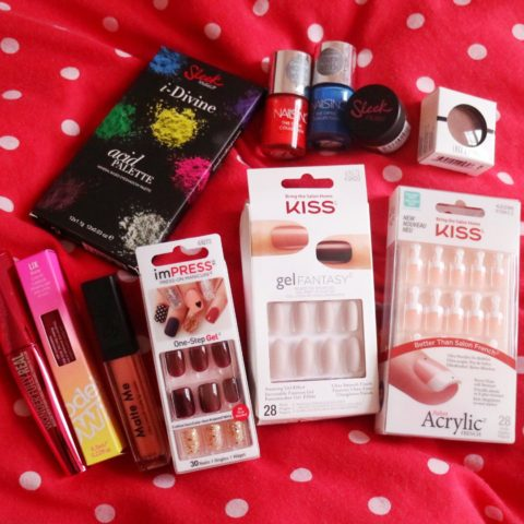 Blogger @kariss_leigh UK Giveaway: Beauty Bundle Twitter Giveaway – Closes 10/25/2017