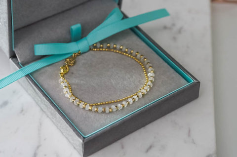 Blogger @MJLBlogger United Kingdom Giveaway: Win an Orissa Bracelet from Dower & Hall worth £98 – Closes 11/19/2017