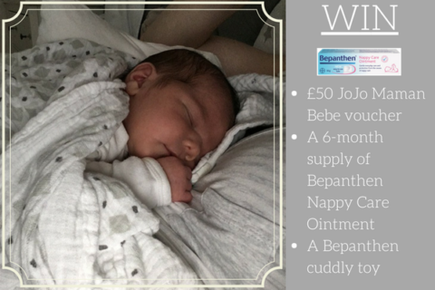 Blogger @arthurwears UK Giveaway: E:15/10 win a £50 JoJo Maman Bebe voucher and 6m supply of Bepanthen nappy cream – Closes 10/15/2017