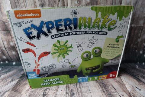 Blogger @susankmann UK Giveaway: Nickelodeon Experimake Sludge n Slime – Closes 10/21/2017