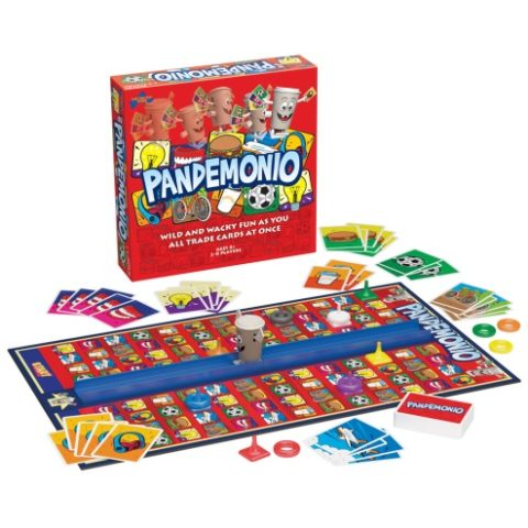 Blogger @etspeaksfrom UK Giveaway: Pandemonio board game worth £19.99 – Closes 11/05/2017