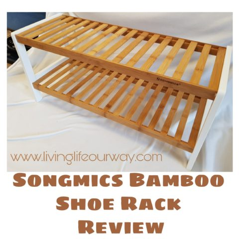 Blogger @followourpath UK Giveaway: Win Songmics Bamboo Shoe Rack – Closes 11/25/2017