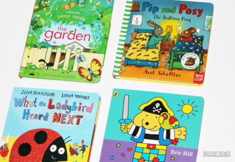 Blogger @_fairleigh UK Giveaway: Win 4 Baby / Toddler Books – Closes 10/30/2017
