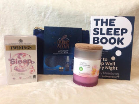Blogger @carersperspec UK Giveaway: Tips for a better nights sleep & a sleep themed giveaway – Closes 10/12/2017