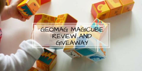 Blogger @littleladybird3 UK Giveaway: Geomag Magicube safari magnetic toy blocks suitable from 18 months. RRP £35 – Closes 10/29/2017