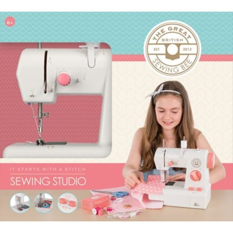 Blogger @etspeaksfrom UK Giveaway: GB Sewing Bee Sewing Machine worth £50 – Closes 12/05/2017