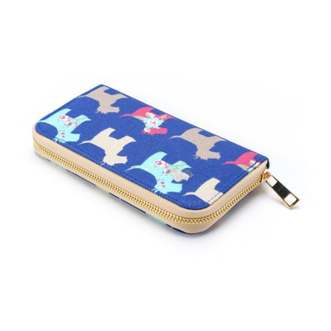 Blogger @lyliarose UK Giveaway: Win a Blue Scotty Dog Print Purse – Closes 20th Dec 2017