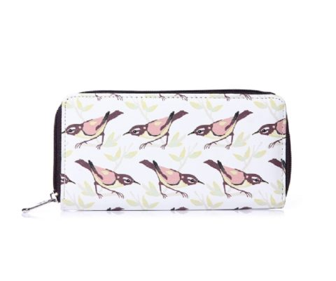 Blogger @lyliarose UK Giveaway: Win a Bird Print Purse – Closes 12/13/2017
