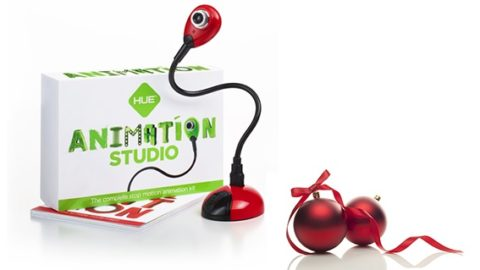 Blogger @etspeaksfrom UK Giveaway: HUE Animation Studio movie-making kit worth £49.95 – Closes 12/15/2017