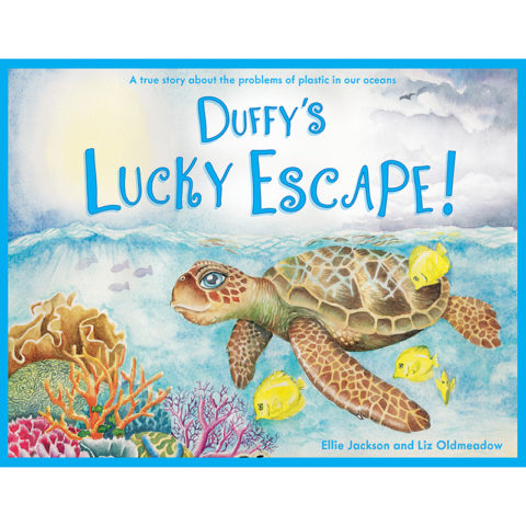 Blogger @followourpath UK Giveaway: Win Duffy's Lucky Escape: Paperback Children's Book – Closes 15th Dec 2017