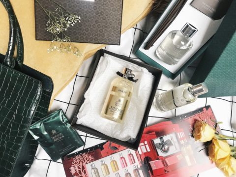 Blogger @thekittyluxe UK Giveaway: Molton Brown Christmas 2017: A Show Of Stars *GIVEAWAY* – Closes 11/14/2017