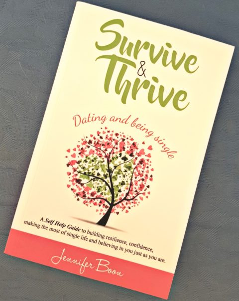 Blogger @followourpath UK Giveaway: Win a copy of Survive & Thrive by Jennifer Boon @Booncoaching – Closes 7th Dec 2017