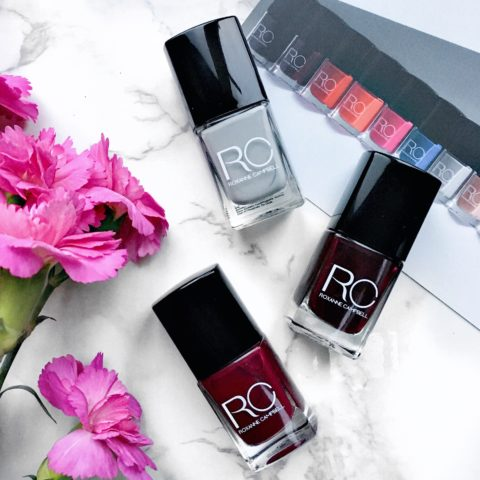 Blogger @nourishyourglow UK Giveaway: @RoxanneCampbel Nail Lacquer – Closes 6th Dec 2017