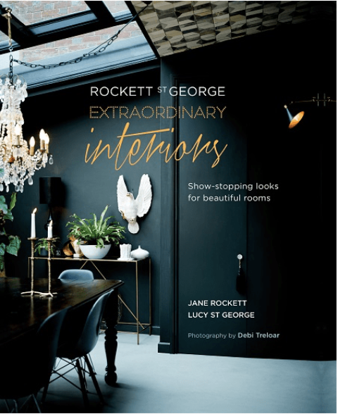 Blogger @createperfect UK Giveaway: Win an interior design book – Extraordinary Interiors by @rockettstgeorge – Closes 8th Dec 2017