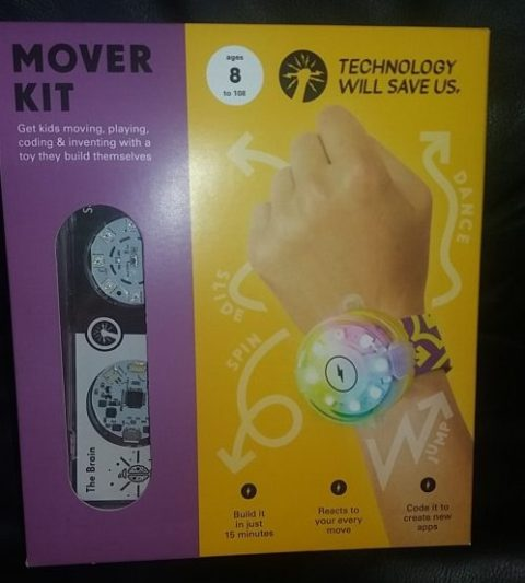 Blogger @familyclanblog UK Giveaway: Win a Mover Kit from Technology Will Save us worth £60 – Closes 10th Dec 2017