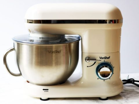 Blogger @Supper_Suburbs UK Giveaway: WIN a VonShef Stand Mixer from Domu! – Closes 11/15/2017