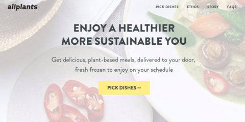 Blogging assignment: Dinnertime on us. UK bloggers required to review plant-based meals. Closes 12/21/2017