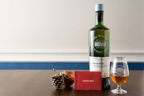 Blogger @onthesauceagain Europe Giveaway: Win a Year's Membership at The Scotch Malt Whisky Society + 5 dram tasting kit! – Closes 12/21/2017