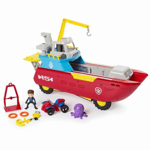 Blogger @etspeaksfrom UK Giveaway: Paw Patrol Sea Patroller worth £69.99 – Closes 12/19/2017