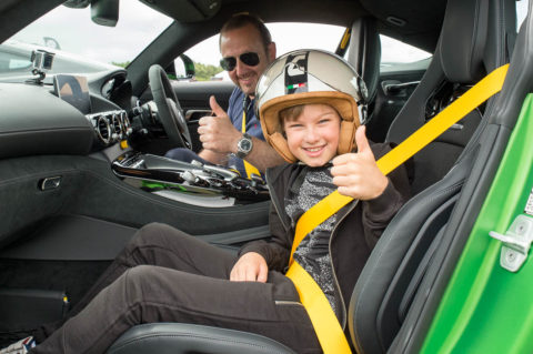 Blogger @MJLBlogger UK Giveaway: Win A Family Ticket To The Supercar Event – Closes 01/07/2018