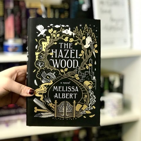 Blogger @jenniely Worldwide Giveaway: Win a copy of The Hazel Wood by Melissa Albert – Closes 1st Feb 2018