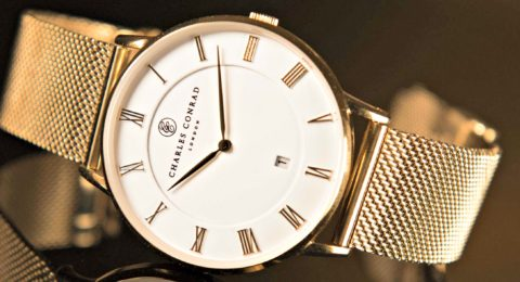 Blogger @lindahobbis UK Giveaway: Win A Charles Conrad Watch From Watches2u worth up to £199 – Closes 4th Feb 2018