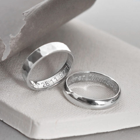 Blogging assignment: UK jewellery lovers needed to review silver secret message ring. Closes 24th Feb 2018