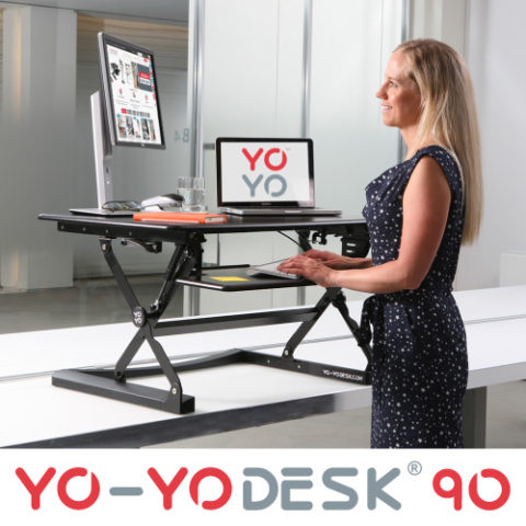 Blogging assignment: UK bloggers and vloggers sought to road-test stylish standing desk products. Closes 12th Feb 2018