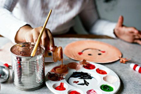 Half Term Fun: Free & Easy Activities For Kids