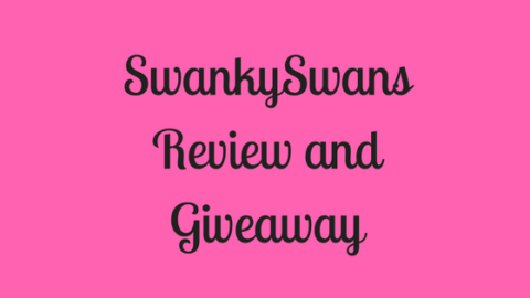 Blogger @stressedmum01 UK Giveaway: Win a £30 @swankyswans Gift Voucher – Closes 19/03/2018