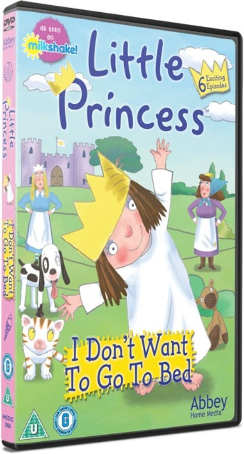 Blogger @evette77 UK Giveaway: Little princess dvd – Closes 16th April 2018