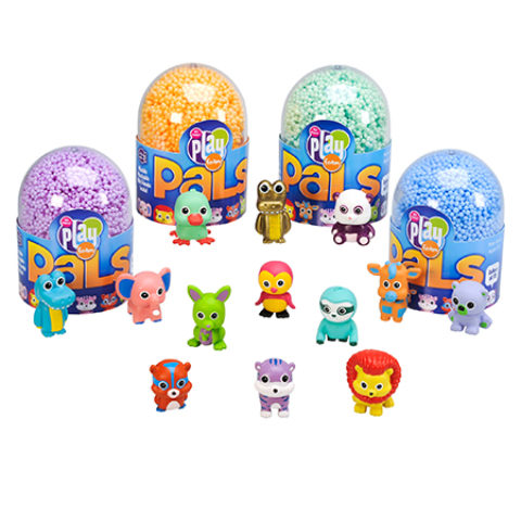 Blogger @bizzimummyuk UK Giveaway: Playfoam pals – Closes 05/24/2018