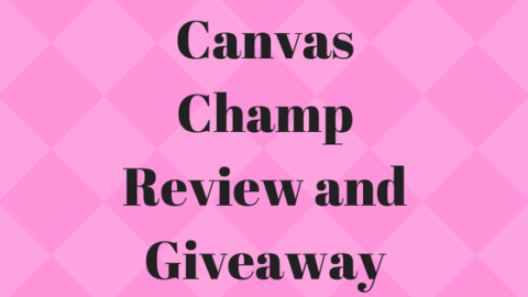 Blogger @stressedmum01 UK Giveaway: Win a @CanvasChampUK print – Closes 10 June 2018
