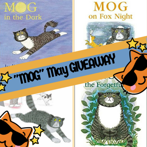 Blogger @suziewauthor Worldwide Giveaway: Win 4x MOG picture books – Closes 31st May 2018