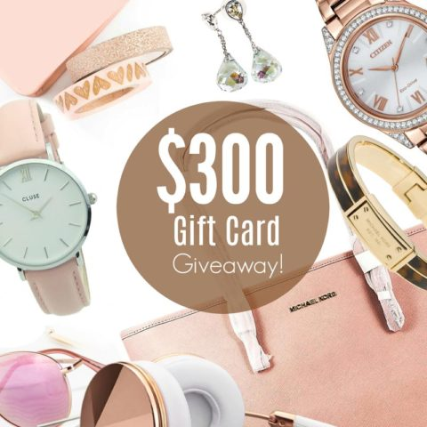 Blogging assignment: Luxury Brand Named Products At A Reduced Rate & $300 Giveaway Looking For USA Bloggers ($). Closes 24th June 2018