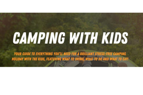 Blogging assignment: Post about our Camping with Kids Guide (UK Bloggers). Closes 24th Aug 2018