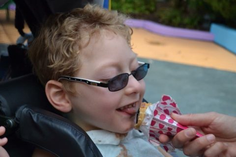 How To Keep Your Child Cool In Their Wheelchair This Summer