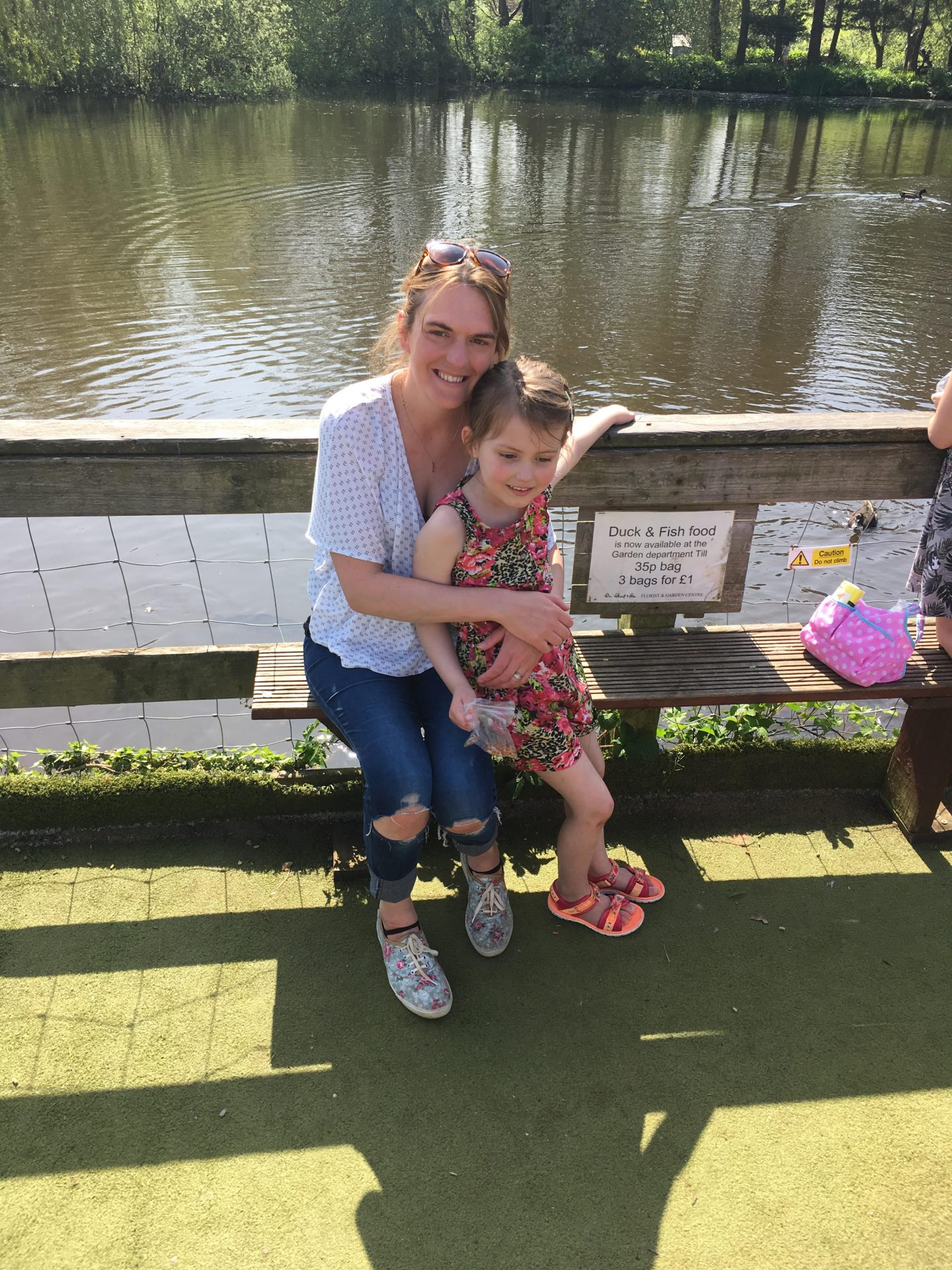 Ten Things I Want You To Know About Life As A Disabled Mum